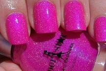 Nails / by Tracey Smyers Sadler