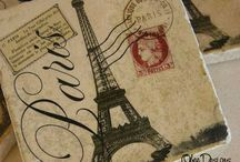 Parisian Pursuits / by Kim Palmer