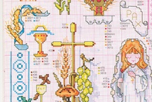 Cross Stitch Church / by Velle Mere Lyons