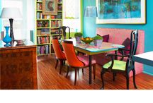 Happy rooms & home decor / by Bridget Leahy