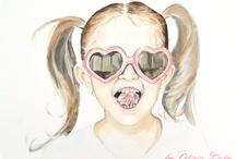 Art by Alicia Stucky / by Carol Crawley