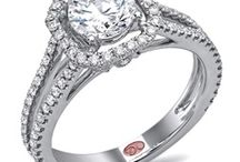 Wedding - Ring / Wedding rings I'm in LOVE with / by Kelsey Dutcher