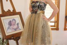 Prom dresses / by Mattie Lewis