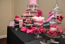candy buffets / by Sweet Servings ~ Cindy Soto