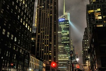 If the City never sleeps, then that makes two / by Mary Claire Borders