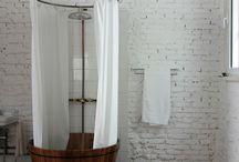 Bathrooms / Wellness, architecture, design / by Corana Böhm - wohnraumformer