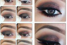 pretty eyes / by Candice Kirchner