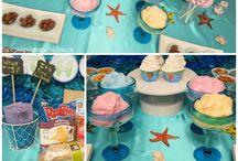 Kiddie Party Ideas / by Tabitha Mankin