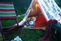 for the campout... / by lisa kording