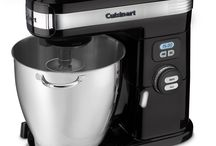 Whisk Away / Mix, whip, knead and more with these mixer recipes. / by Cuisinart