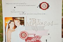 MME Celebrates! Weddings: Card, Crafts, Layouts / by My Mind's Eye inc