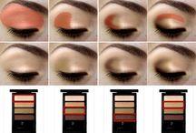 Makeup / by Maureen Peters