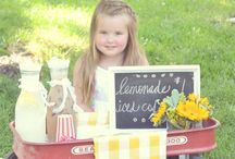 Summer Lemonade and Iced Coffee Stands / by International Delight