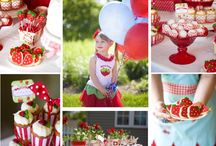 party ideas: Strawberry Shortcake  / by Stacie Oshiro