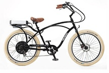 Pedego Classic Cruiser / The classic cruiser style electric bikes from Pedego. / by Electric Bike Report