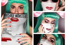 WINNERS! - Invisible Monsters Yourself #brandylives contest / by Chuck Palahniuk