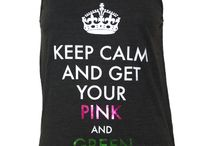 That Pink and Green / by Kelli Jackson