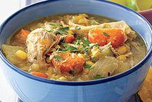 soups/stews/chowders & chili / by Sally Jones