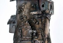 Jewelry Tiny Houses / by Lynn Epton-Siler