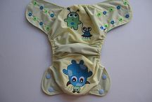Tutorials ~ Cloth Diapers / by Kymy