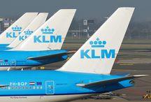 KLM / by Roelie Koers