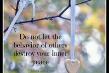 Inner Peace / by Stefanie Nelson