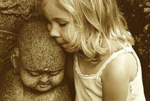 buddha bellies :D / by Tiffany Howard