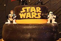 Star Wars birthday / by Cathy Langan