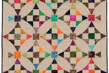 Quilt inspiration / by Joanne Kerton