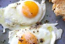 Breakfast ideas / by Melissa Del Toro Baca