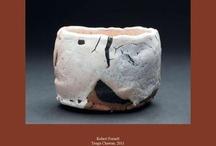 Ceramic Tea Ceremonial Vessels / by Lucien Koonce