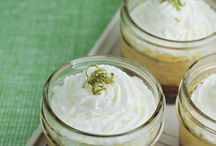 Fun foods in a jar / by Stephanie Shafer