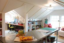 Sewing room / by Martha