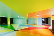 Places & Spaces / by Marie-Louise Gariépy