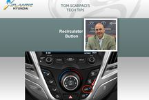 Tech Tips! / Tech Tips to help keep your car in great shape!!  / by Atlantic Hyundai