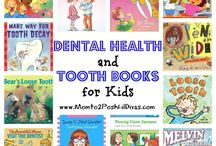 Sink Your Teeth Into a Good Book / Great titles for teaching kids about teeth and encouraging good dental health / by NEA's Read Across America