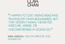 Quotes to Inspire & Ignite / by Claudia Chan