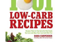 Low carb recipes / by Tammy Hanson