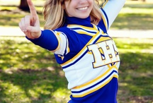 Cheerleading pic ideas / Sports  / by Cassandra Myers