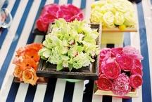 Wedding Flowers We Love / Bridal bouquets, centerpieces, wedding decor and color palettes that inspire us at Cactus Flower, Phoenix's leading wedding florist. / by Cactus Flower Florists