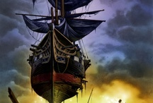 A Pirate's Life for Me! ⚓ / by Arsiné Grigoryan