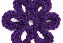 Crochet Embellishments / by Ashley Kerekes