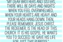 LDS quotes :) / by Misty Dygert