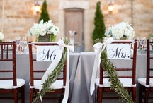 Chair Detail / by Luxe Event Productions