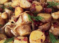 Taters and veggies / by Erica Mobley