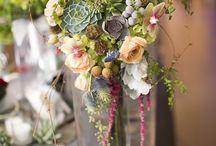 Floral Design - Weddings / by Melanie Rebane Photography