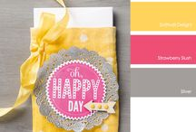 Inspiring Color Combinations / #StampinUpColorCombos / by Stampin' Up!