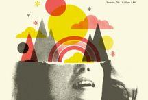 design/illustration/typography / by Emma K