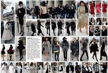 On the Street with bill cunningham / by Anna Coffeen Long