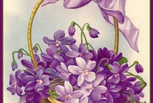Victorian Language of Flowers / ~ Sharing some interesting information, in a pretty picture ~ / by Victoriana Quilt Designs